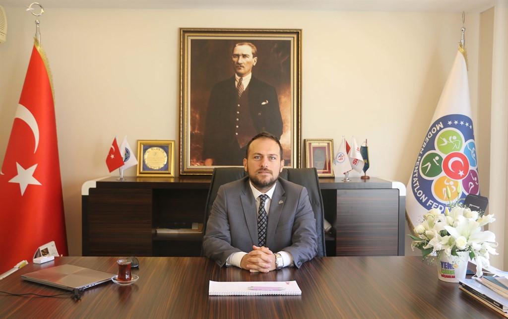 Türkiye Modern Pentatlon Federasyonu Başkanlığı